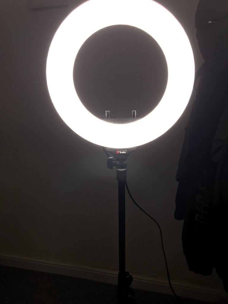 How to get that perfect lighting in your YouTube videos