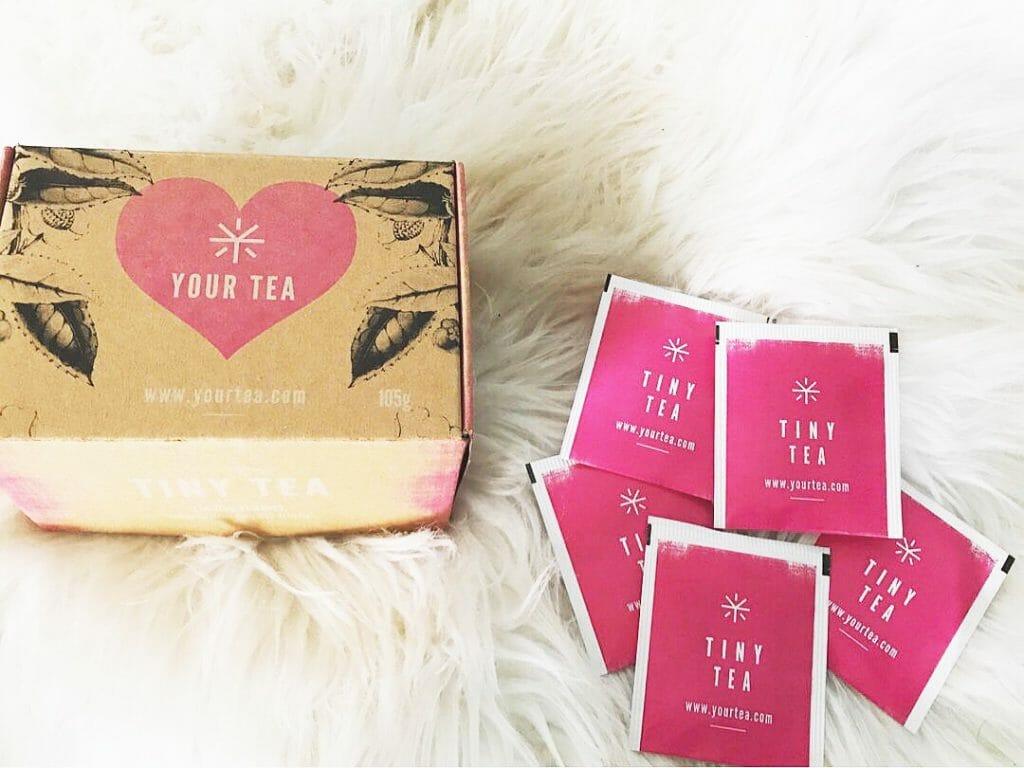 28 Day Detox Using Your Tea (Tiny Tea)