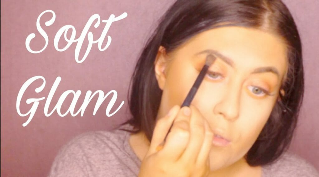 Soft Glam Palette Anastasia Beverly Hills Makeup Tutorial