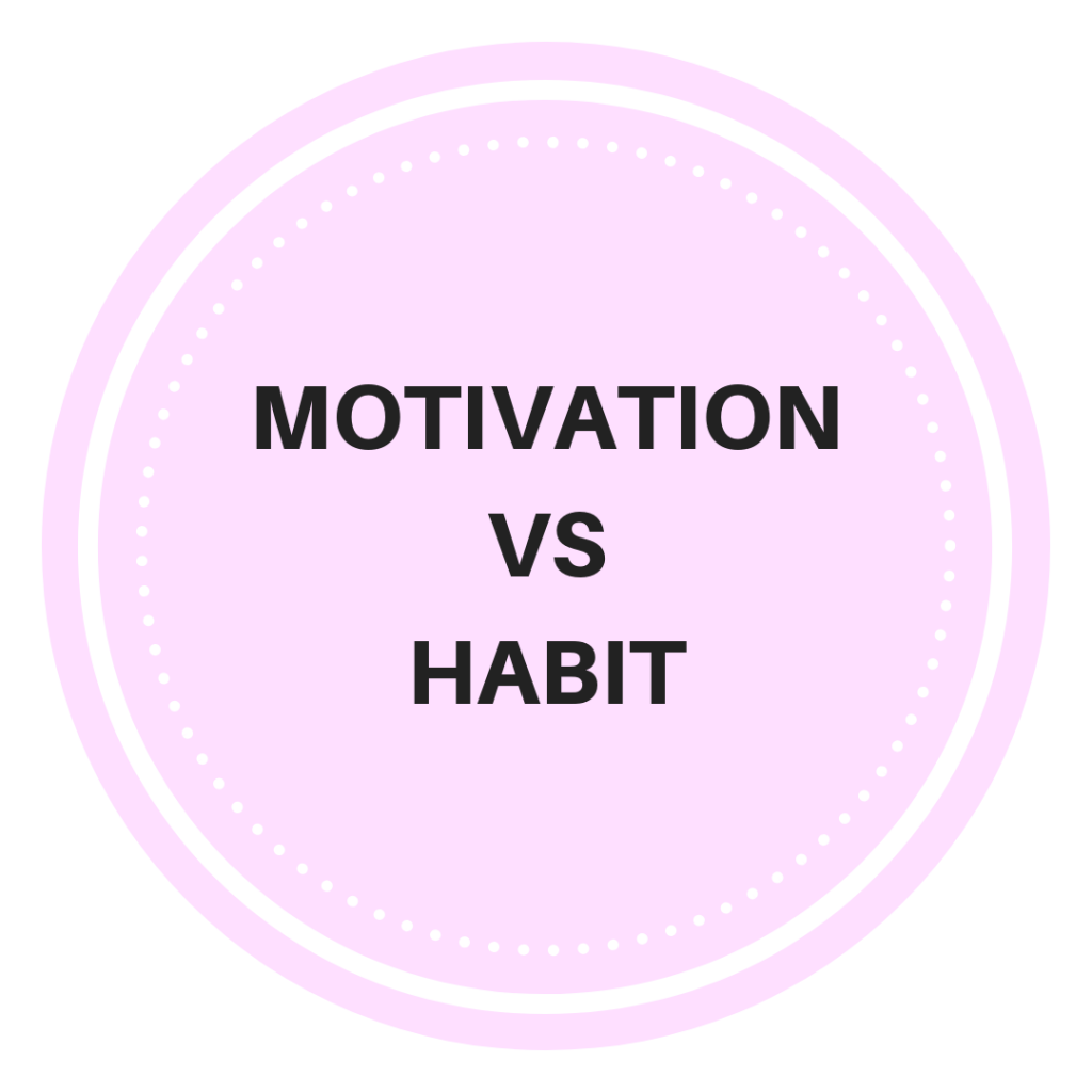 Why You Don't Need Motivation