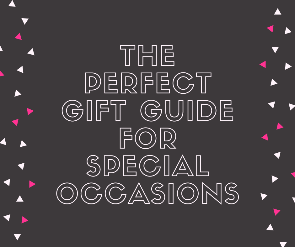 The Perfect Gift Guide 2019 #AD