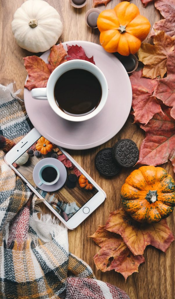 The Autumn Tag- My Favourite Things About Fall