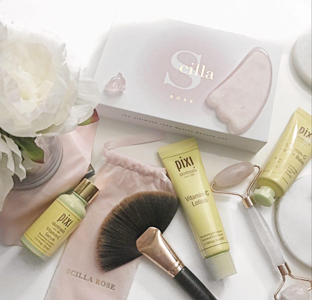 Pixi Beauty Vitamin C Skincare Range For Glowing Skin