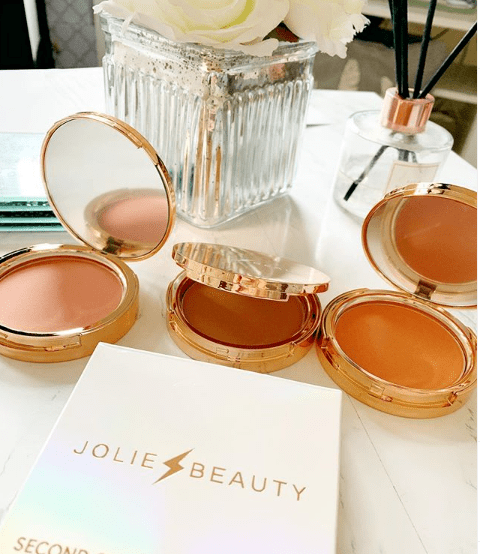 Jolie Beauty Second Skin Collection