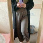 Over sized cardigan