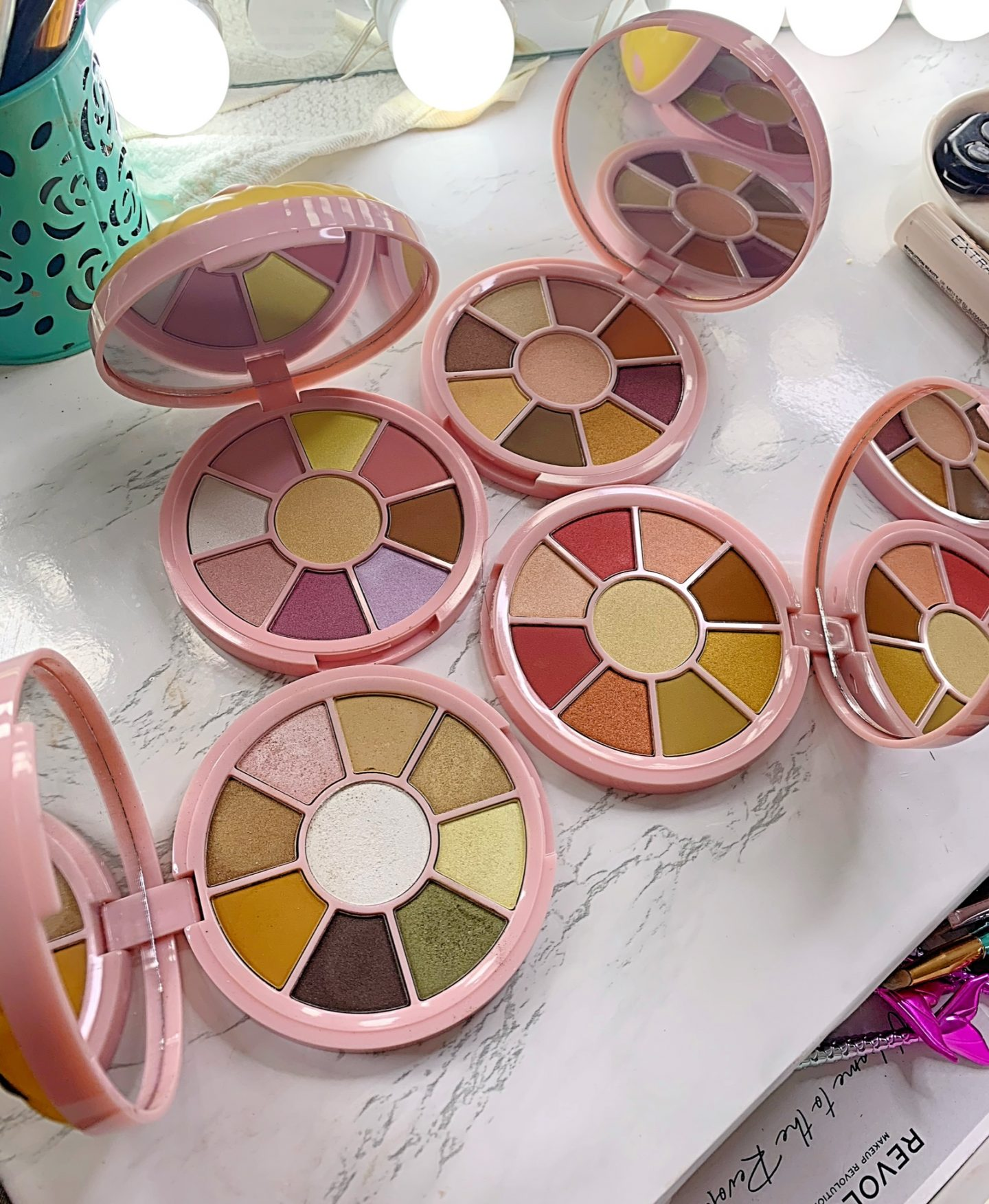 I Heart Revolution *NEW* Cookie Palettes First Impressions