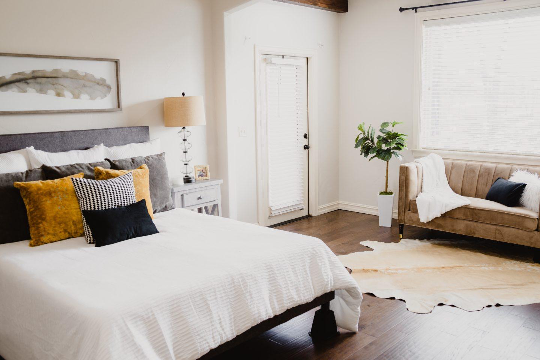 5 Ways To Brighten Up The Bedroom