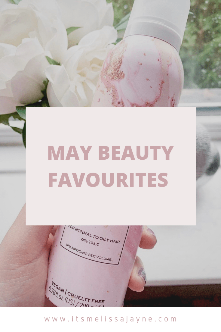 May 2021 Beauty Favourites