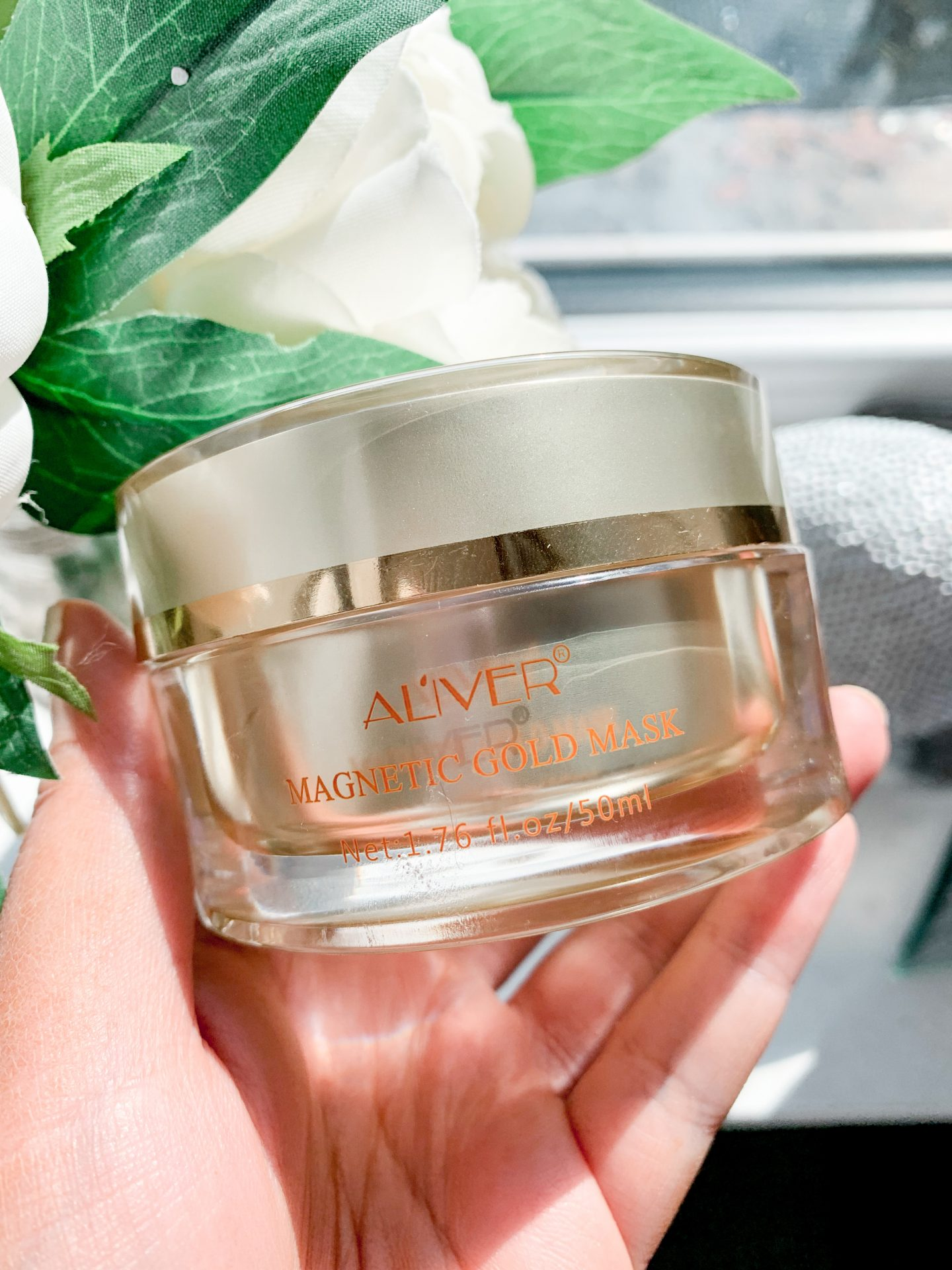 Aliver Gold Magnetic Mask Review